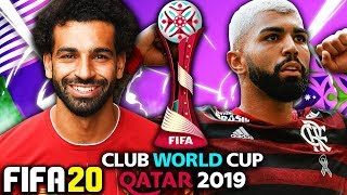THE FIFA CLUB WORLD CUP 2019 IN FIFA 20!!! FIFA 20 Career Mode