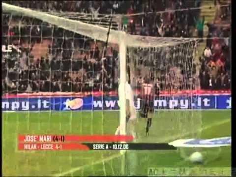 Videoteca Gol Milan 2000-01
