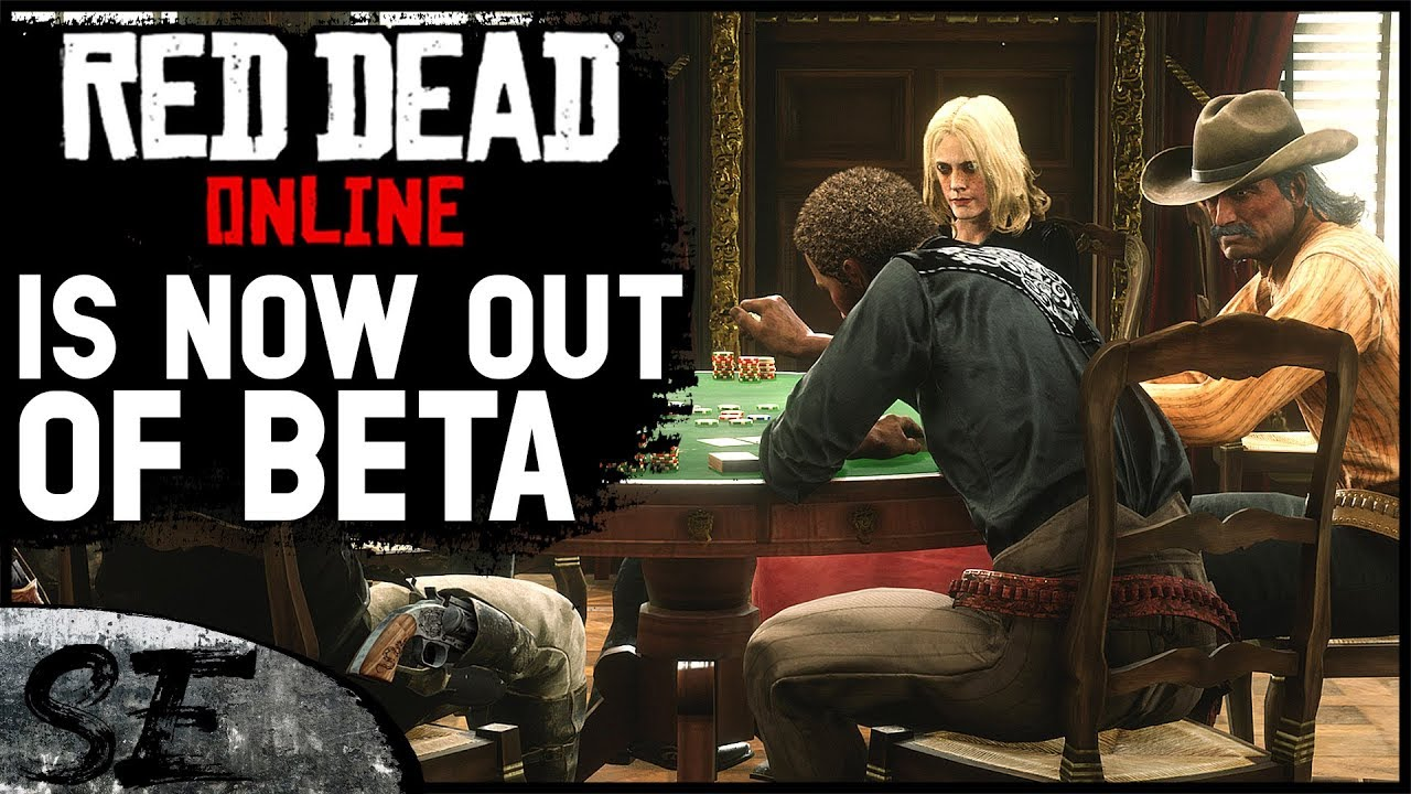fc702b71d176b8 Red Dead Online out of Beta with this HUGE new update.. Here s what got  added