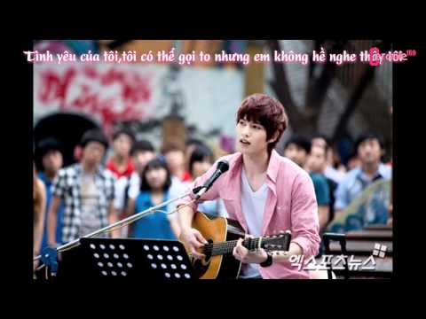 [Vietsub][Fanmade] Lee Jong Hyun (CNBLUE) - My Love (내 사랑아) (A Gentleman's Dignity OST)
