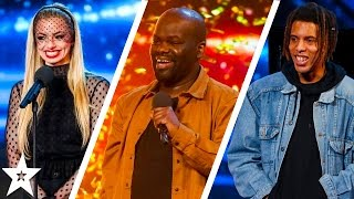 top 5 funny auditions america's got talent