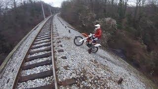 Extreme Enduro - KTM vs Sherco