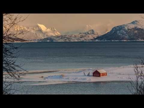 Winter in north Troms, Skjervøy, Nordreisa and Tromsø