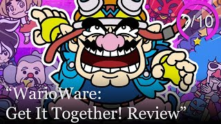 WarioWare: Get It Together! Review [Switch] (Video Game Video Review)