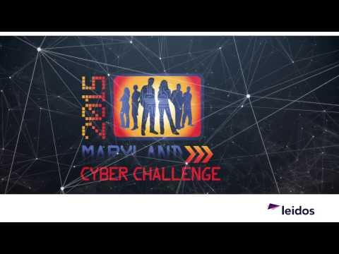 2015 Maryland Cyber Challenge