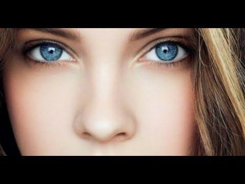 Biokinesis ojos verdes antes y despues de adelgazar