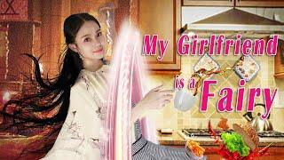 Fantasy Romance Movie 2020 | My Girlfriend is a Fairy | Love Story film, Full Movie 1080P