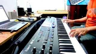 Đàn Organ Roland BK9 Chuyện Tình Không Dĩ Vãng Nguyễn Kiên nhaccugiatot.com