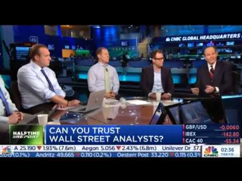 Can You Trust Wall Street Analysts? TipRanks on CNBC