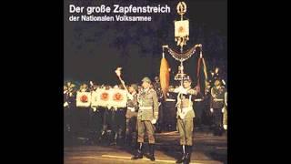 East German Military Music - Festliche Zapfenstreichmusik der NVA