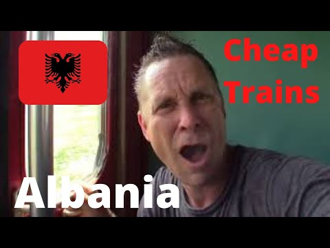Borders on Budgets: Cheap Albanian Train Travel  (Shkoder, ALBANIA)