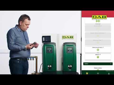 Сервис D.connect + ваша насосная установка. Как управлять насосами DAB со смартфона?