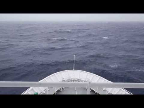 Traveling Through the Southern Ocean