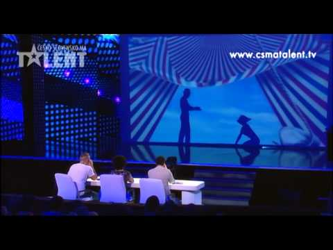 Tieňové divadlo TEULIS | Česko Slovensko má talent 2012