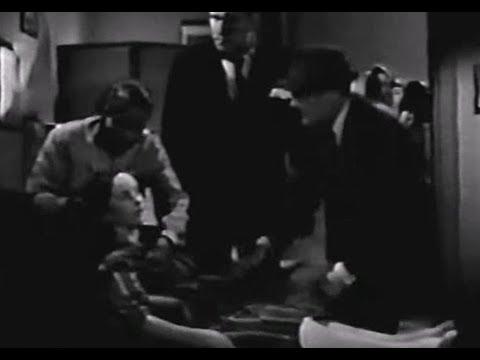 Meet McGraw  Frank Lovejoy  The Ballerina  crime noir with guest Hans Conried