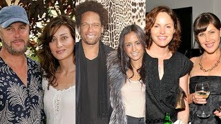CSI: Las Vegas ... and their real life partners