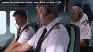 Mayday! Catastrofes Aereas: El Titanic del Aire