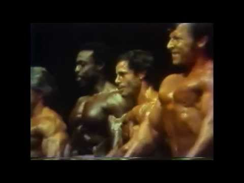 1976 Mr. Olympia – Champion Franco Columbu