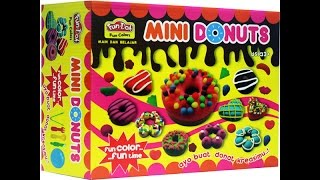 Mainan Fun Doh Mini Donuts