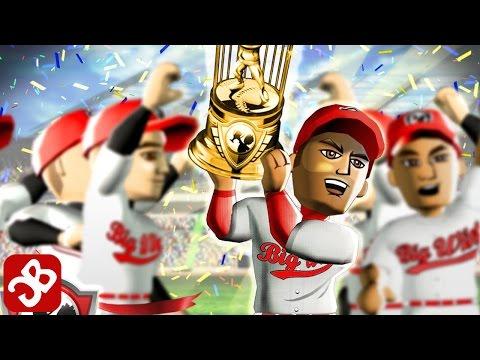 Big Win Baseball (By Hothead Games) - iOS/Android - Gameplay Video