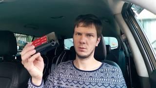 видео Видеорегистратор Thinkware Dash Cam X350