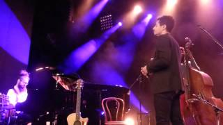 José James - Trouble / Tenderly / God Bless The Child (Alhambra - Paris - May 18th 2015)