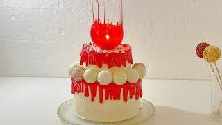 Новогодний торт. New Year