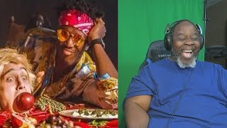 Dad Reacts to KSI - On Point (Logan Paul Diss Track)