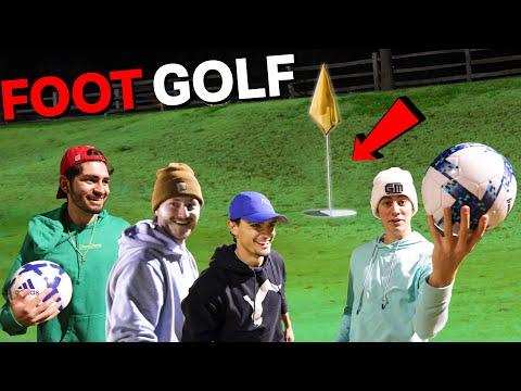 Epic Foot Golf