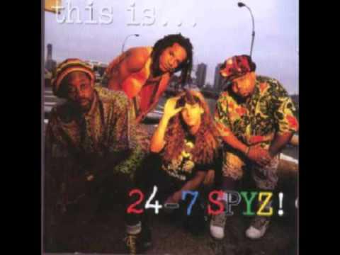 24-7 Spyz - Peace & Love (1991)