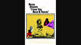 Elmer Bernstein - I Love You Alice B. Toklas (1968) Soundtrack