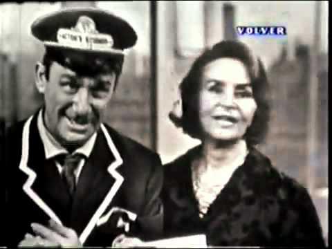 PEPE BIONDI Y TITA MERELLO