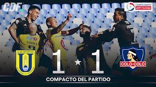 Universidad de Concepción 1 - 1 Colo Colo | Campeonato PlanVital 2020 - FECHA 30