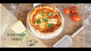 Evde Pizza Tarifi Püf Noktalarıyla