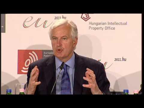 Michel Barnier press conference EIA 2011