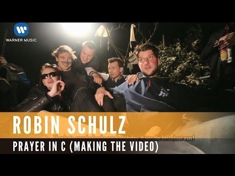 Lillywood & the Prick und Robin Schulz - Prayer in C (Making Of The Video) (Robin Schulz Remix)