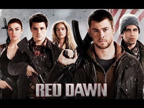 Pantera - Cowboys From Hell (Red Dawn 2012 Music Video)