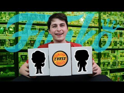 EB Games Mystery Funko Pops x3