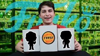 Eb Games Mystery Funko Pops! X3