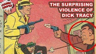 Dick Tracy was Surprisingly Dark