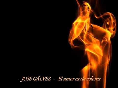 JOSÉ GÁLVEZ -.....y mi locura es de cobre..