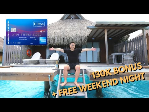 Amex Hilton Surpass: Best Offer? 130k Hilton + Free Weekend Night