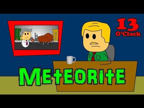 13 Action News - Meteorite