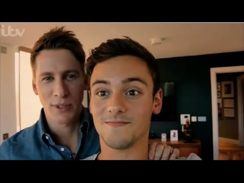 Dustin Lance Black // Tom Daley (DIVING FOR GOLD 2016)