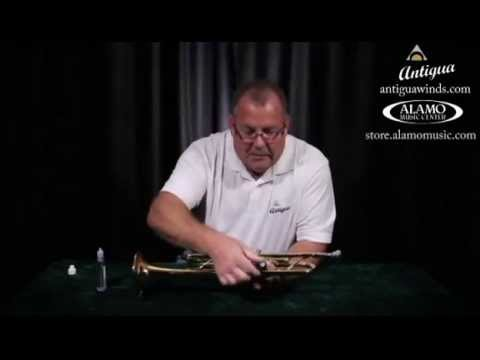 How to Assemble & Play the Trumpet - Beginner Guide from Antigua Winds & Alamo Music