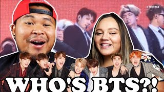Who is BTS? The Seven Members of Bangtan (INTRODUCTION) | REACTION