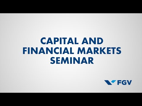 (1/7) Capital and Financial Markets - Credit Markets and Economic Growth Consequences