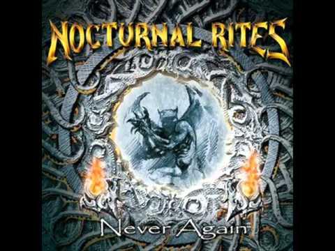 Nocturnal Rites - My Self Destruction