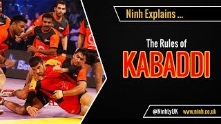 Download Video The Rules of Kabaddi - EXPLAINED! MP3 3GP MP4