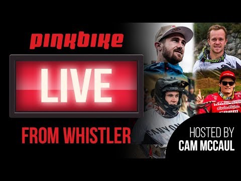 Pinkbike LIVE with Troy Brosnan, Mark Wallace, Brook Macdonald, and Jack Moir —Hosted By Cam McCaul